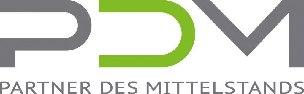 Logo der PDM Unternehmensberatung